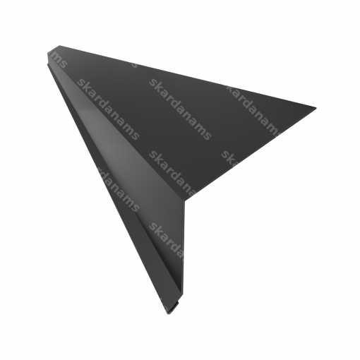 Элемент карниза тип 5. Жестяные элементы для крыш.