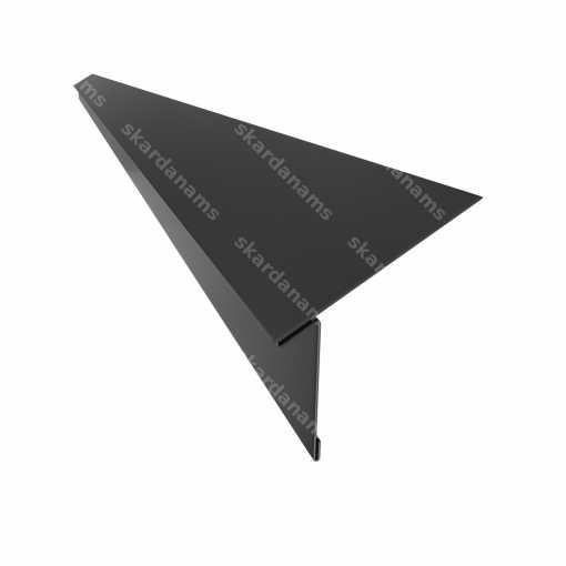Элемент карниза тип 3. Жестяные элементы для крыш.